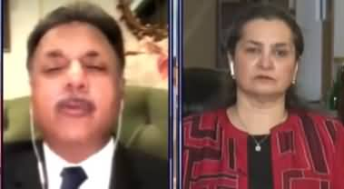 Nasim Zehra @ 8 (Protests Across Pakistan, Why Govt Failed To Control?) - 13th April 2021