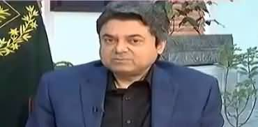 Nasim Zehra @ 8 (PTI Law Minister Farogh Naseem Interview) - 8th December 2018