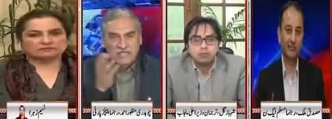 Nasim Zehra @ 8 (Sahiwal Incident, CTD Statements) - 1st February 2019