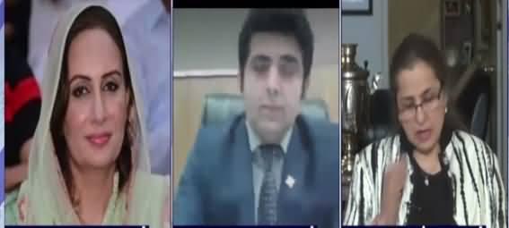 Nasim Zehra @ 8 (Second Wave of Corona, New Challenge For PM) - 28th October 2020