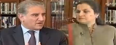 Nasim Zehra @ 8 (Shah Mehmood Qureshi Exclusive Interview) - 1st December 2018