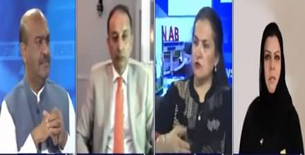 Nasim Zehra @ 8 (Sindh Police Ka Reaction) - 21st October 2020