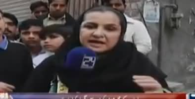 Nasim Zehra @ 8 (Special Show From Kasur) - 12th January 2018