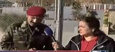Nasim Zehra @ 8 (SSG Commandos) - 23rd December 2018