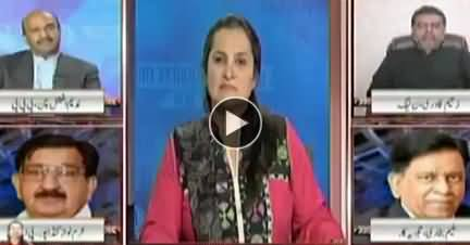 Nasim Zehra @ 8 (Tehreek e Qasas, Panama-2?) - 22nd December 2017