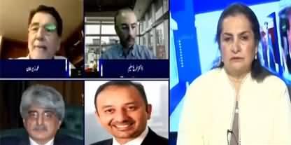 Nasim Zehra @ 8 (Tiger Force Task To Control Inflation) - 12th October 2020