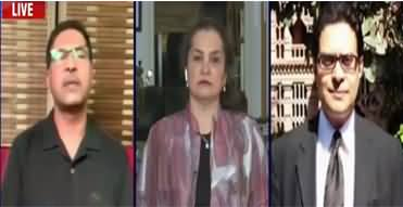 Nasim Zehra @ 8 (Two Big Resignations) - 29th July 2020