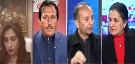 Nasim Zehra @ 8 (Who Is Bringing Army Into Political Affairs) - 12th January 2021