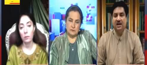Nasim Zehra @ 8 (Who Is Responsible For Load Shedding?) - 12th July 2021