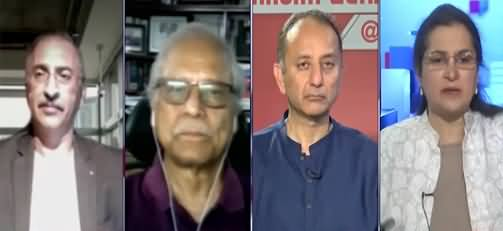Nasim Zehra @ 8 (Why The Discrepancy In Government's Economic Statistics?) - 24th May 2021