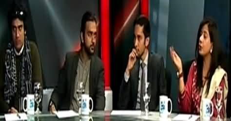 Nasim Zehra @ 9:30 (Discussion on Current Issues) – 7th March 2015