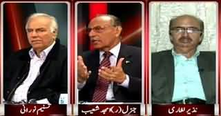 Nasim Zehra @ 9:30 (Does Daish Really Exist in Pakistan?) – 13th May 2015