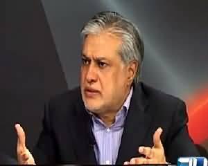 Nasim Zehra @ 9:30 (Ishaq Dar Exclusive Interview) – 7th June 2015