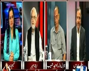 Nasim Zehra @ 9:30 (Mushahidullah's Allegations) – 15th August 2015