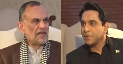 National Debate (Azam Swati Exclusive Interview) - 28th November 2020