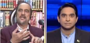 National Debate (Babar Awan Exclusive Interview) - 2nd January 2021
