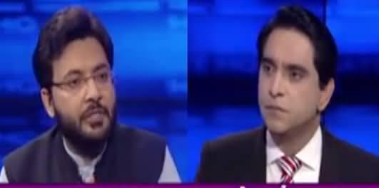 National Debate (Farrukh Habib Exclusive Interview) - 25th September 2021