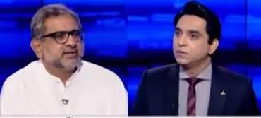 National Debate (Shahid Khaqan Abbasi Exclusive) - 4th July 2020