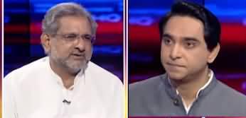 National Debate (Shahid Khaqan Abbasi Interview) - 8th May 2021