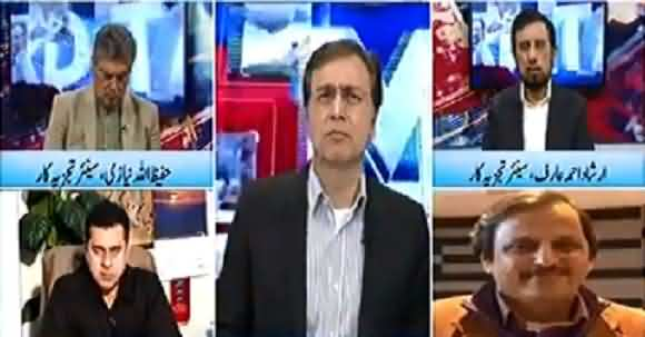 Nawaz And Shehbaz Sharif Will Return Back With The Guarantee Of Not Being Arrested - Irshad Arif