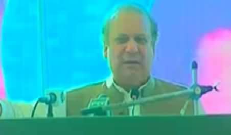 Nawaz Sharif Address To Flood Victims in Bahawalpur, Criticizing Imran Khan - 15th October 2014