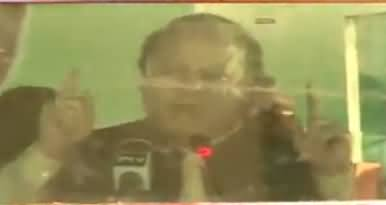 Nawaz Sharif Addressing To the Rally in Gujranwala - 11th August 2017