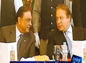 Nawaz Sharif Aur Zardari Ki Ajab Prem Ki Ghazab Kahani - Yeh Dosti Hum Nahi Torien Ge