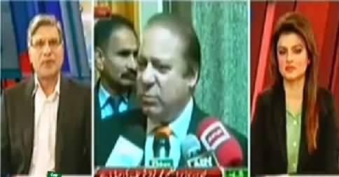 Nawaz Sharif Dragged Army Into Politics And Now Blaming PTI - Ayaz Khan
