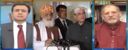 Nawaz Sharif Has Completely Disgruntled His Party - Orya Maqbool Jan