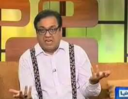 Nawaz Sharif is Afraid of PTI - Azizi Mukhbari Comes 100% True After Nawaz Sharif Speech