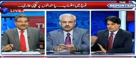 Nawaz Sharif Is Behind Najam Sethi's Threat to Chief Justice - Sabir Shakir