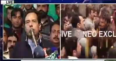 Nawaz Sharif Is On Hazrat Imam Hussain's Mission - Captain (R) Safdar