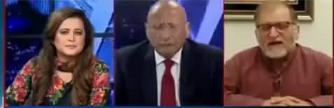 Nawaz Sharif Is Waqt Munafqat Ki Siasat Kar Rahe Hain - Orya Maqbool Jan