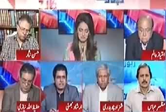 Why Nawaz Sharif Suddenly Came Back - Watch Irshad Bhatti's Analysis
