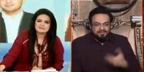 Nawaz Sharif Ko Jo Laye Thay Wo Unhen 3 Talaken Day Chukay Hain - Dr Aamir Liaquat Hussain