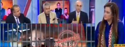 Nawaz Sharif Made Many Attempts For Negotiations Behind The Scenes - Muhammad Malick