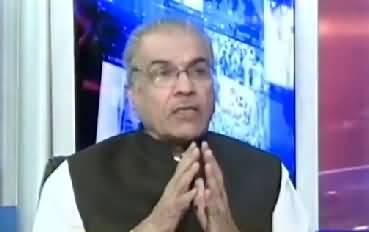Nawaz Sharif's Statement Was Suicidal Attack on His Own Party- Mujib ur Rehman Shami