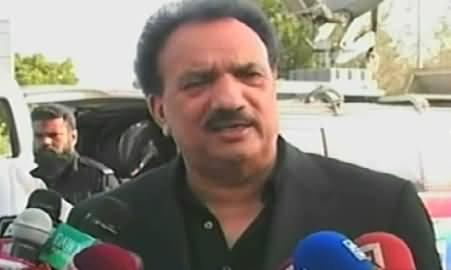 Nawaz Sharif Should Give Free Hand to Dr. Tahir ul Qadri and Imran Khan For Protest