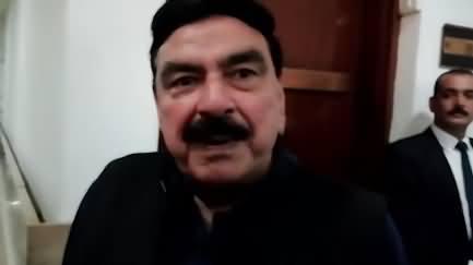 Nawaz Sharif Should Understand Politics Can't Be Run on Looted Wealth - Sheikh Rasheed