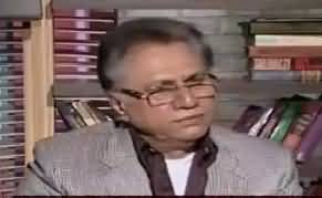 Hassan Nisar Telling The Reality of PMLN's So Called Claim of Pakistan's Progress