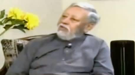 Nawaz Sharif Will Be Disqualified Under Article 62, 63 - Justice Sajjad Ali Shah