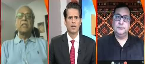Naya Pakistan (Imran Khan's Appeal To World About Taliban) - 27th August 2021