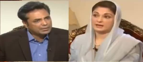 Naya Pakistan (Maryam Nawaz Exclusive Interview) – 16th September 2017