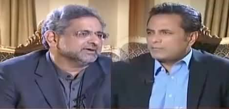 Naya Pakistan (PM Shahid Khaqan Abbasi Exclusive Interview) – 19th January 2018