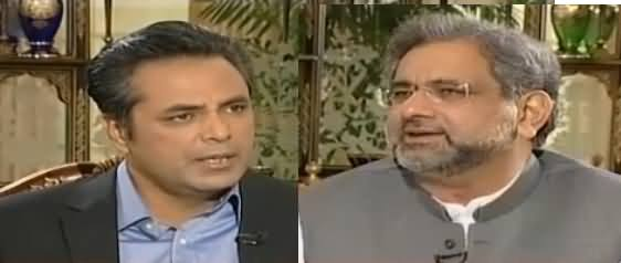 Naya Pakistan (Special Talk With PM Shahid Khaqan Abbasi) – 8th October 2017
