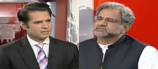 Naya Pakistan (Talk With Shahid Khaqan Abbasi, Girls Smuggling in China) - 10th May 2019
