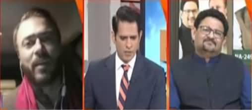 Naya Pakistan (Who Will Win NA-249 Karachi?) - 25th April 2021