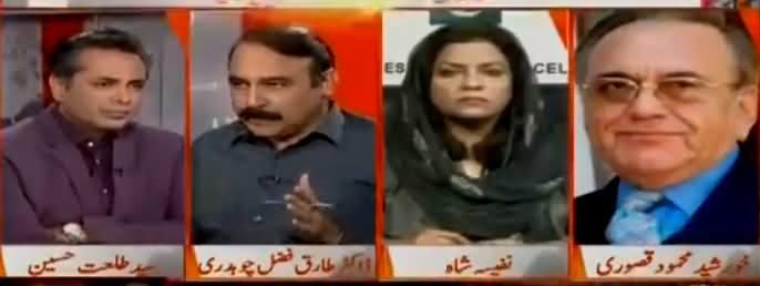Naya Pakistan With Talat (Alaqai Haalat Aur Hamari Tayyari) - 2nd September 2018