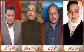 Naya Pakistan with Talat Hussain (Dr. Shahid Masood) – 28th January 2018