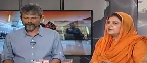 Naya Pakistan with Talat Hussain (Ahmad Noorani Per Hamla) – 27th October 2017
